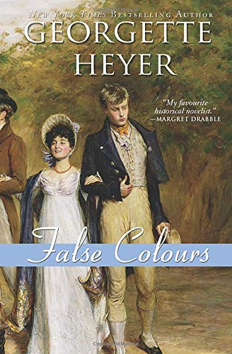 9781402210754: False Colours (Regency Romances)