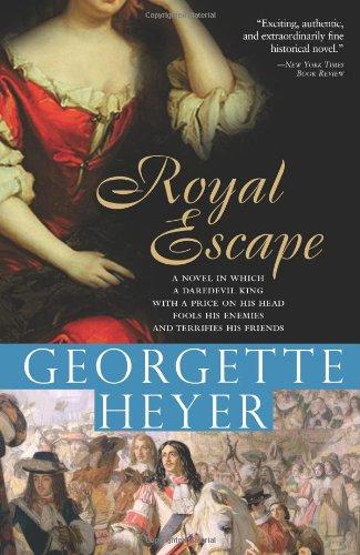 Historical Romances: Royal Escape 10