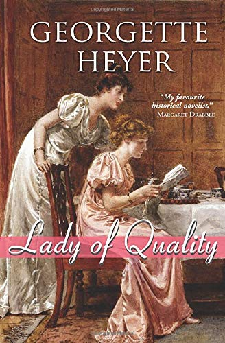 9781402210778: Lady of Quality (Regency Romances)
