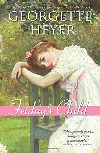 9781402210792: Friday's Child (Regency Romances)