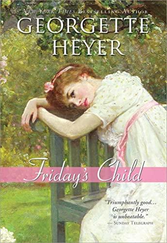9781402210792: Friday's Child (Regency Romances)