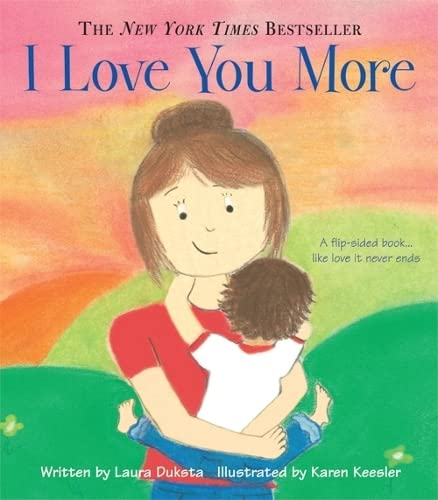 9781402211263: I Love You More