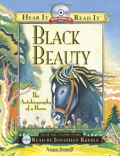 9781402211683: Black Beauty: The Autobiography of a Horse (Hear It Read It Classics)