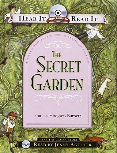 9781402212444: The Secret Garden (Hear It Read It Classics)