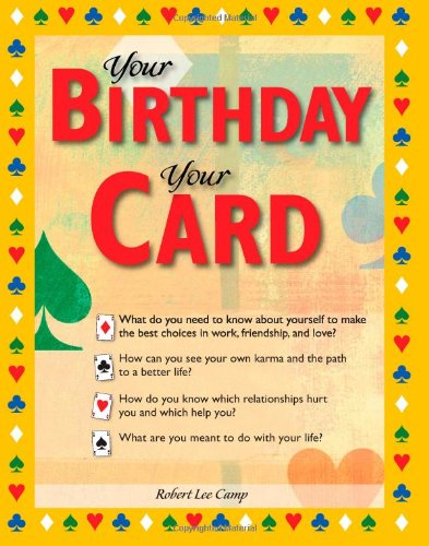 9781402212925: Your Birthday, Your Card