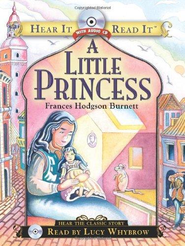 9781402213120: A Little Princess (Hear It Read It Classics)