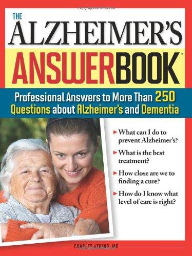 Alzheimer's Answer Book: Dr. Charles Atkins