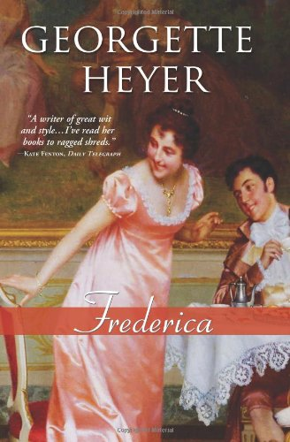 9781402214769: Frederica (Regency Romances)