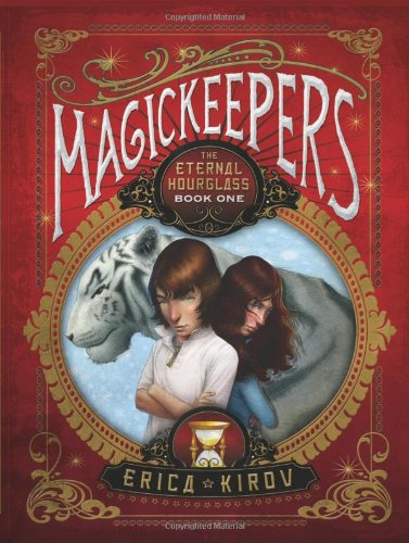 9781402215018: Magickeepers: The Eternal Hourglass