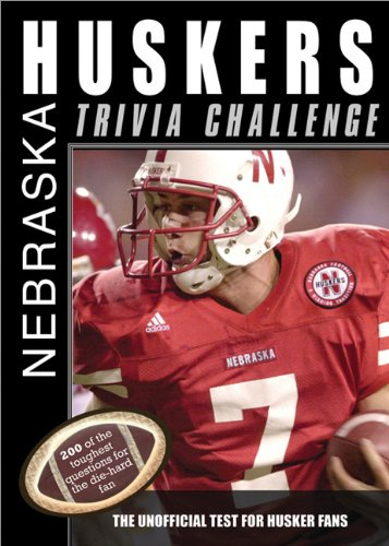 The Nebraska Huskers Trivia Challenge: Sourcebooks