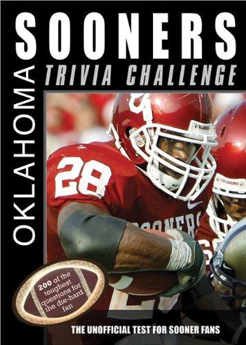 9781402217494: The Oklahoma Sooners Trivia Challenge (Sports Challenge)