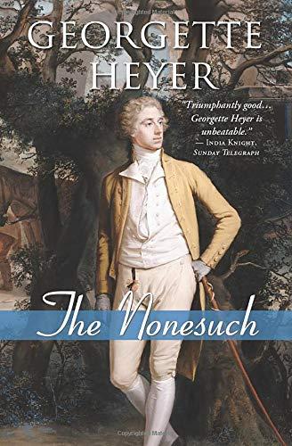 9781402217708: The Nonesuch (Regency Romances)