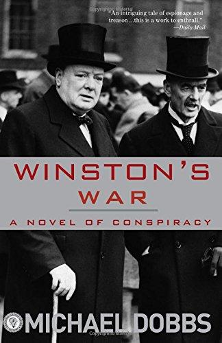 9781402217746: Winston's War: A Novel of Conspiracy