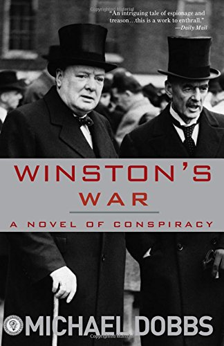 9781402217746: Winston's War: A Novel of Conspiracy
