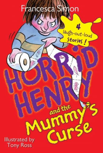 9781402217760: Horrid Henry and the Mummy's Curse