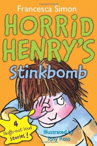 9781402217791: Horrid Henry's Stinkbomb