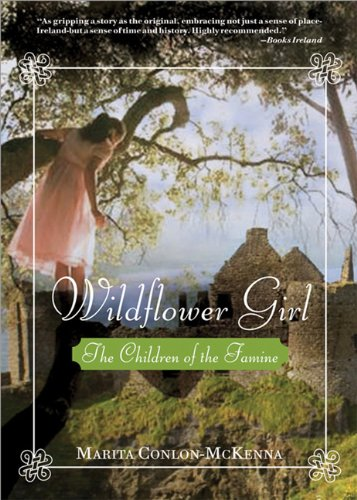 9781402219078: Wildflower Girl (The Children of the Famine)