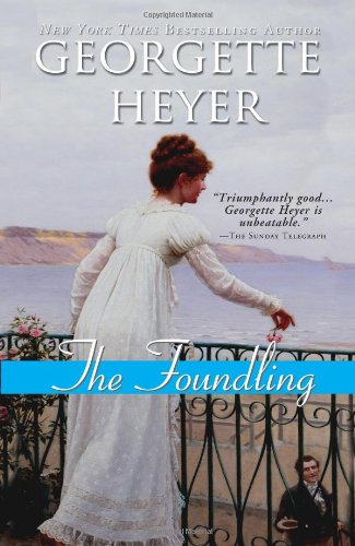 9781402219481: The Foundling (Regency Romances)