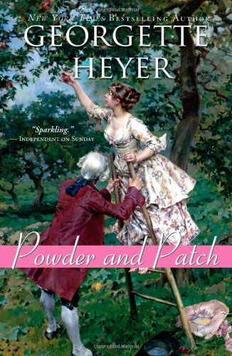 9781402219498: Powder and Patch (Historical Romances)