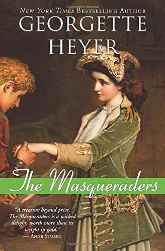9781402219504: The Masqueraders (Historical Romances)