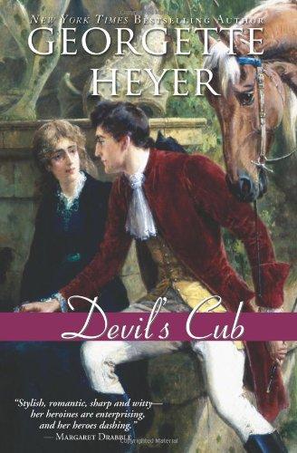 9781402219535: Devil's Cub (Historical Romances)