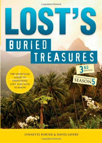9781402222818: Lost's Buried Treasures: The Unofficial Guide to Everything Lost Fans Need to Know