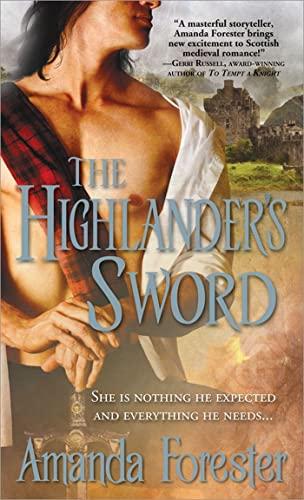 The Highlander's Sword: Forester, Amanda