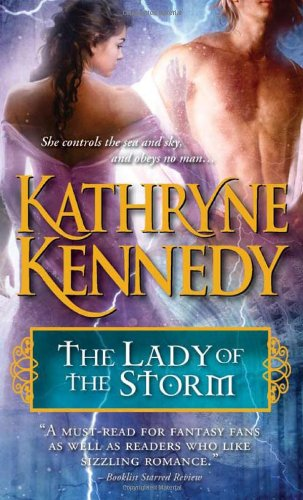 9781402236532: The Lady of the Storm (The Elven Lords)