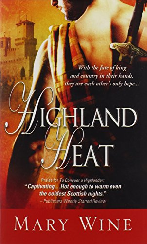 9781402237393: Highland Heat (Hot Highlanders)