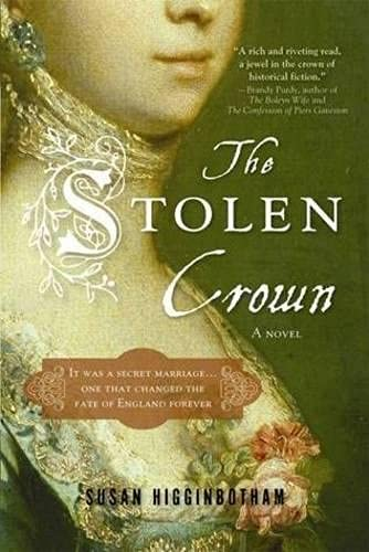 9781402237669: The Stolen Crown: It Was a Secret Marriage--One That Changed the Fate of England Forever
