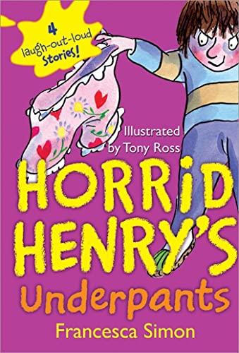 9781402238253: Horrid Henry's Underpants