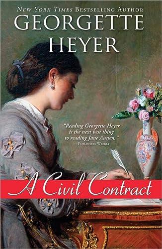 9781402238772: A Civil Contract (Regency Romances)