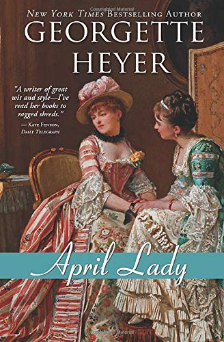 9781402238789: April Lady (Regency Romances)