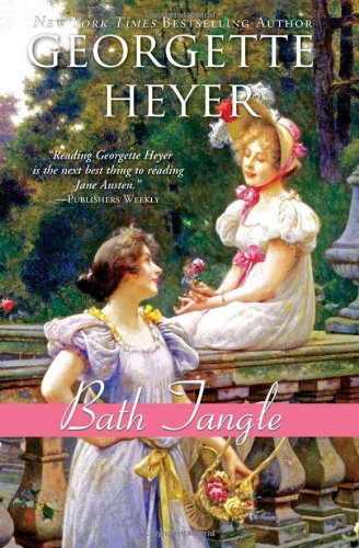 9781402238796: Bath Tangle (Regency Romances)