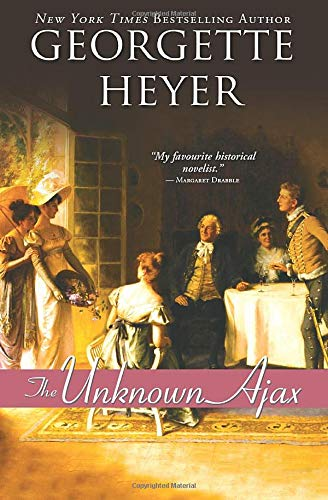 9781402238826: The Unknown Ajax (Regency Romances)
