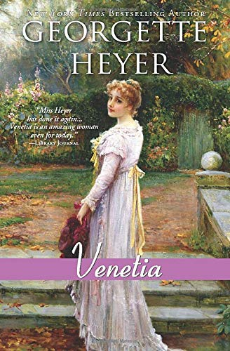 Venetia (Regency Romances) (1402238843) by Georgette Heyer