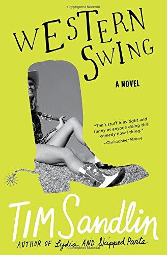 9781402241772: Western Swing: A Novel