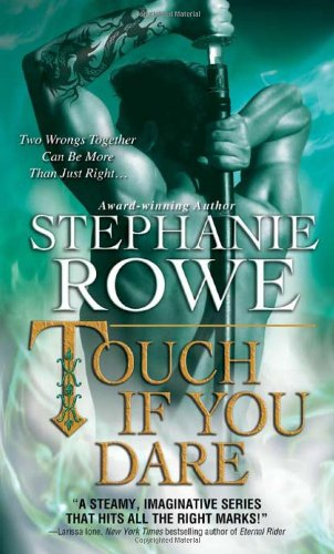 9781402241963: Touch If You Dare (Soulfire)