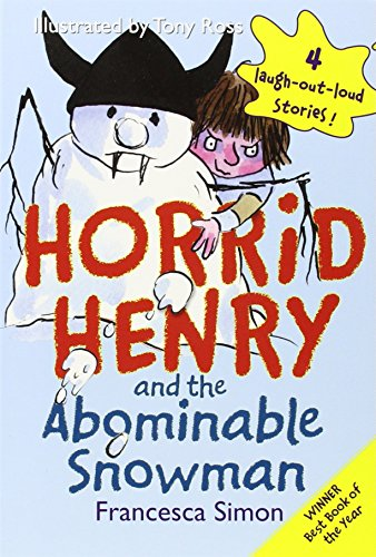 9781402242564: Horrid Henry and the Abominable Snowman