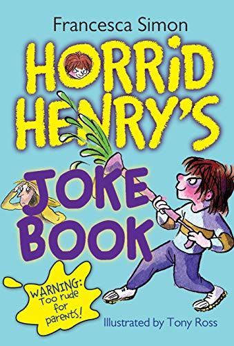 9781402244254: Horrid Henry's Joke Book