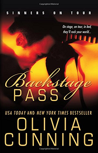 9781402244421: Backstage Pass: Sinners on Tour