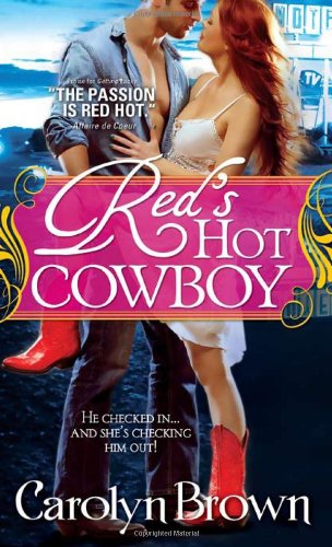 Red's Hot Cowboy (Spikes & Spurs): Brown, Carolyn