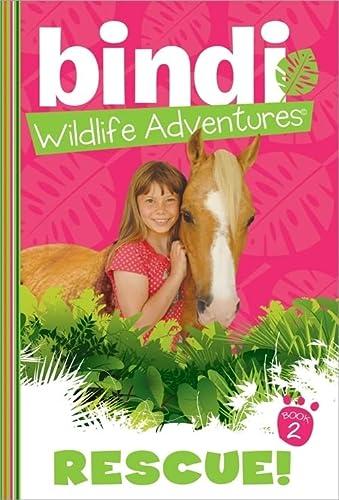 9781402255175: Rescue!: A Bindi Irwin Adventure (Bindi's Wildlife Adventures)