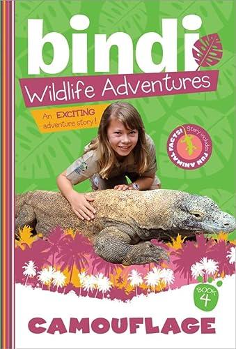 9781402255236: Camouflage: A Bindi Irwin Adventure (Bindi's Wildlife Adventures)