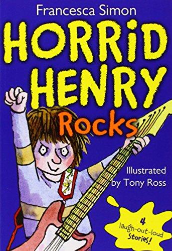 Horrid Henry Rocks: Simon, Francesca