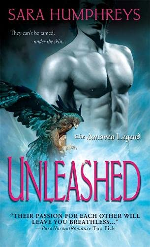9781402258435: Unleashed (The Amoveo Legend)