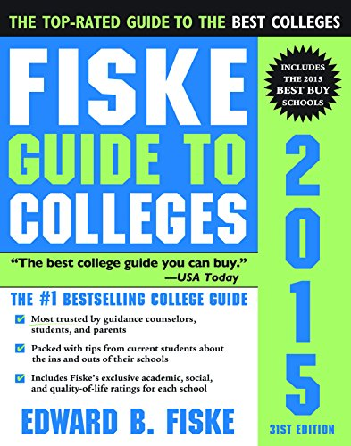 9781402260650: Fiske Guide to Colleges 2015