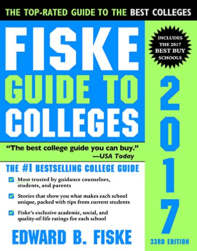 9781402260674: Fiske Guide to Colleges 2017