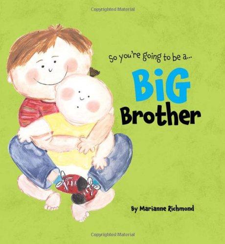9781402261695: Big Brother (Marianne Richmond)