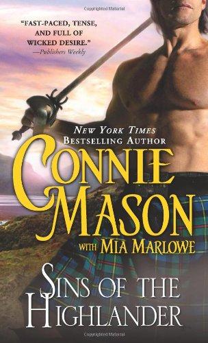 Sins of the Highlander (9781402261824) by Mason, Connie; Marlowe, Mia